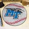 Baseball Rug - Middle Tennessee State Univ.