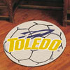 Soccer Ball Rug - Univ. of Toledo