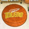 Basketball Rug - Univ. of Toledo