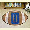 Football Rug - Univ. of Tulsa