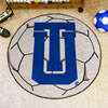 Soccer Ball Rug - Univ. of Tulsa