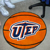 Basketball Rug - Univ. of Texas, El Paso