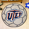 Soccer Ball Rug - Univ. of Texas, El Paso