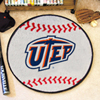 Baseball Rug - Univ. of Texas, El Paso
