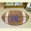 Football Rug - US Naval Academy