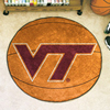 Basketball Rug - Virginia Tech