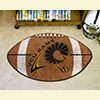 Football Rug - Virginia Commonwealth Univ.