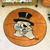 Basketball Rug - Wake Forest University