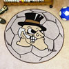 Soccer Ball Rug - Wake Forest University