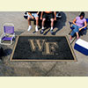 Ultimat Rug - 5 x 8 ft - Wake Forest University