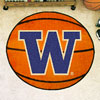 Basketball Rug - University of Washington