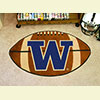 Football Rug - University of Washington