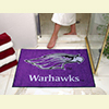 "All-Star Rug - 34"" x 45"" - Univ. Of Wisconsin, Whitewater"