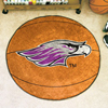Basketball Rug - Univ. Of Wisconsin, Whitewater