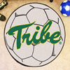 Soccer Ball Rug - College of William & Mary