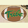 Football Rug - College of William & Mary