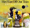 Hey! Get Off Our Train! Book & Nesting Doll Set