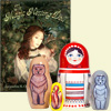 The Magic Nesting Doll Book & Nesting Doll Set
