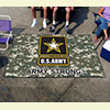 Ultimat Rug - 5 x 8 ft - Camo - US Army
