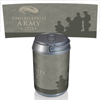 Mini Can Shaped Cooler - US Army