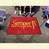 Tailgater Rug - 5 x 6 ft - US Marines