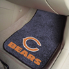 Car Carpets - 2 Front - Chicago Bears