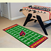 Football Floor Runner Rug - Arizona Cardinals