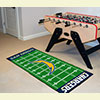 Football Floor Runner Rug - San Diego Chargers