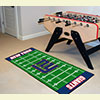 Football Floor Runner Rug - New York Giants
