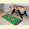 Football Floor Runner Rug - Baltimore Ravens