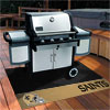 Grill Mat - New Orleans Saints