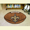 Football Rug - New Orleans Saints