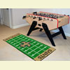 Football Floor Runner Rug - New Orleans Saints