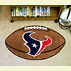Football Rug - Houston Texans