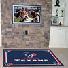 Area Rug - 4 x 6 ft - Houston Texans