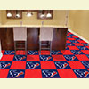 "Carpet Tiles - 20 pcs - 18"" x 18"" - Houston Texans"