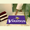 All-Star Rug - 34 x 45 - Minnesota Vikings