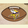 Football Rug - Minnesota Vikings