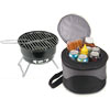 Caliente Portable Grill w/Cooler Tote