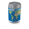 Mini Can Shaped Cooler - Assorted Prints
