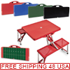 Picnic Table w/ Seats - Colors